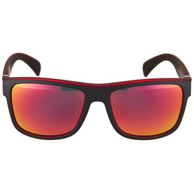 UVEX LGL 21 Glasses black mat red